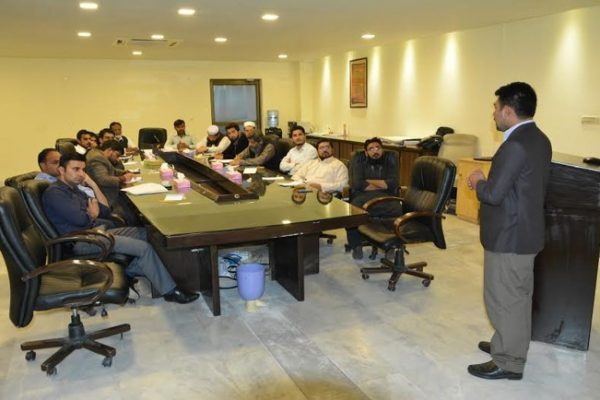 1st Introductory Program UMT Lahore