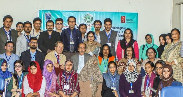 Microbiological Challenges in Testing for Food Safety DIHE Karachi
