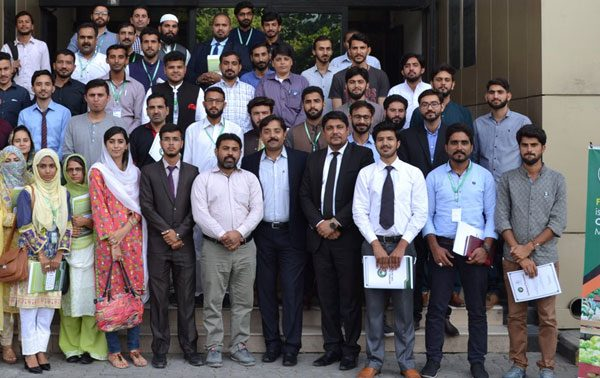 """One Day training Session on """"Emerging Standards for Sustainable Food Business"""" HACCP-VACCP-TACCP in Islamabad"""