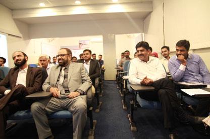 Food Technologists Get Together at COTHM Karachi