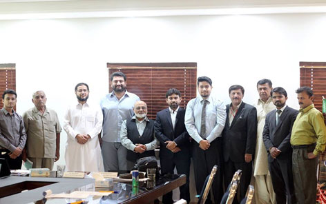 """Awareness Session on """"Halal Foods"""" at UMT Lahore"""
