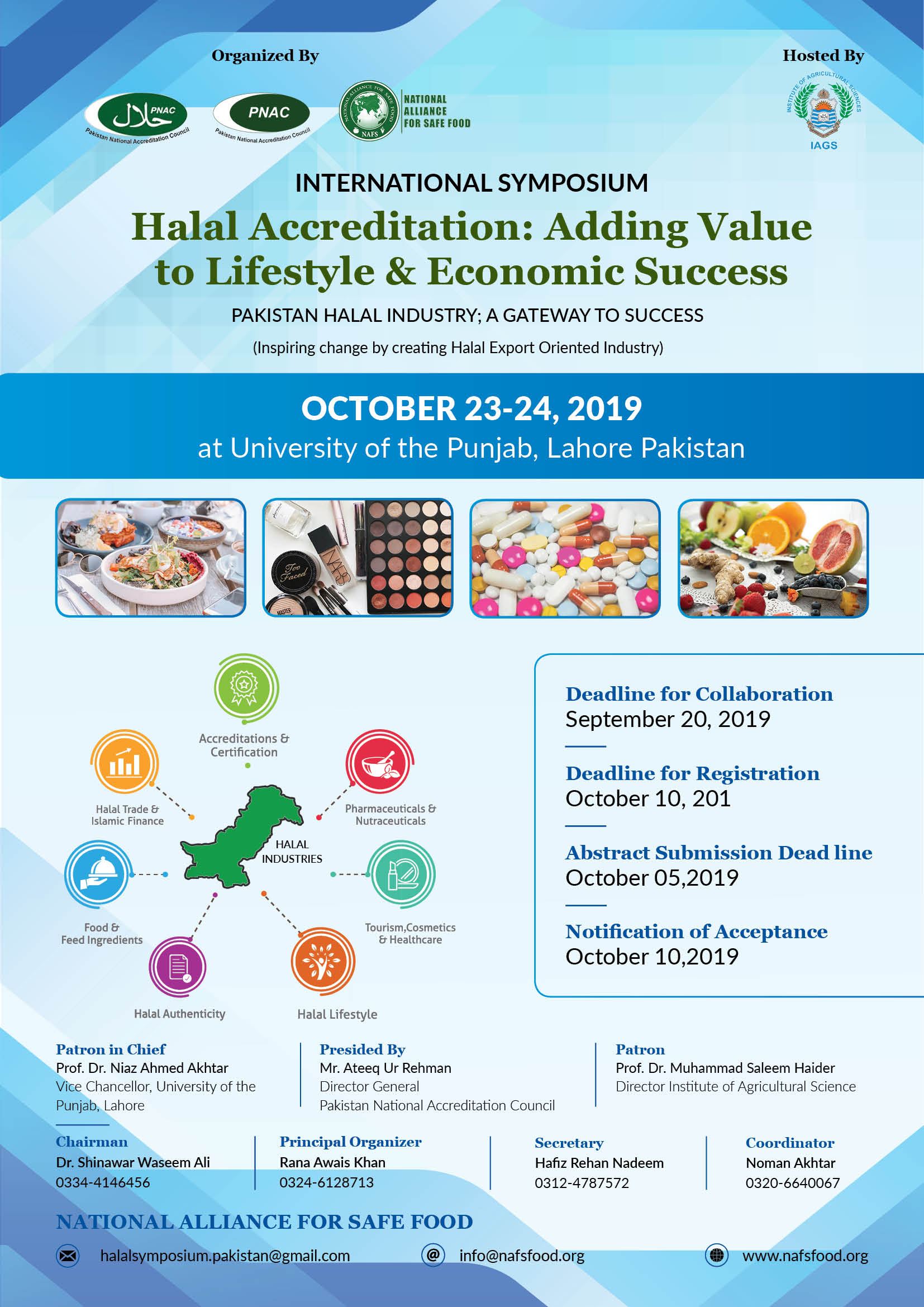 International Symposium on Pakistan Halal Industry